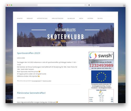Free WordPress Webcam Gallery for WP plugin - vfsk.se
