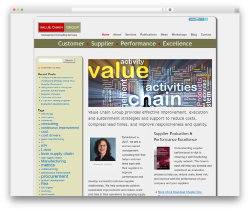 valuechain WP template - valuechaingroup.com