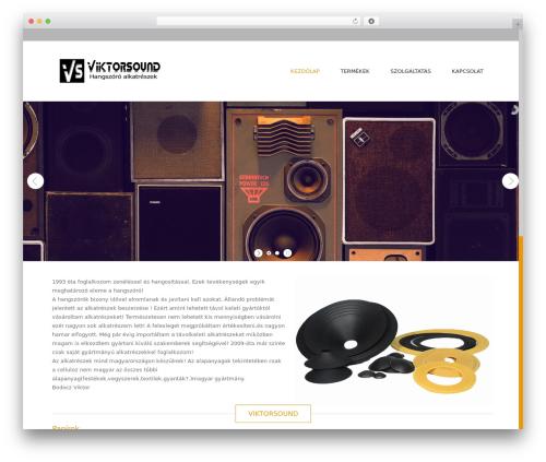 Theme WordPress Subway - viktorsound.hu