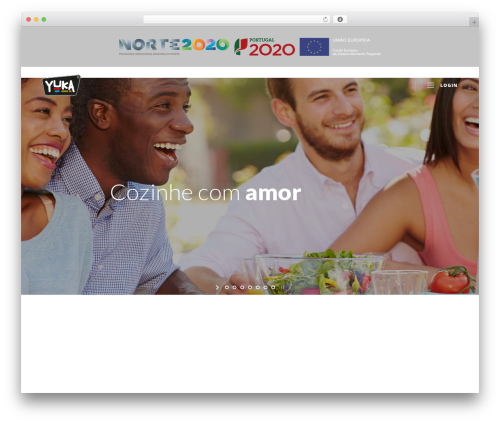 UX Shop WordPress shop theme - openday.pt