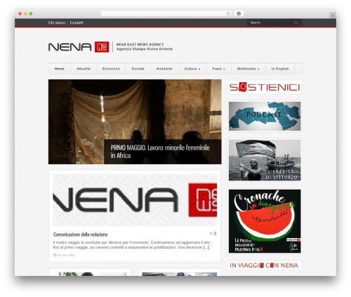 Free WordPress WP SEO HTML Sitemap plugin - nena-news.it