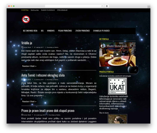 Template WordPress Jarida (Share on Theme123.Net) - nemoviz.org