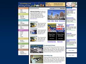 MB3 Virtual Riga 2 Theme RC1 WP theme