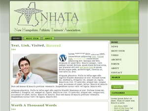 NHATA WordPress theme