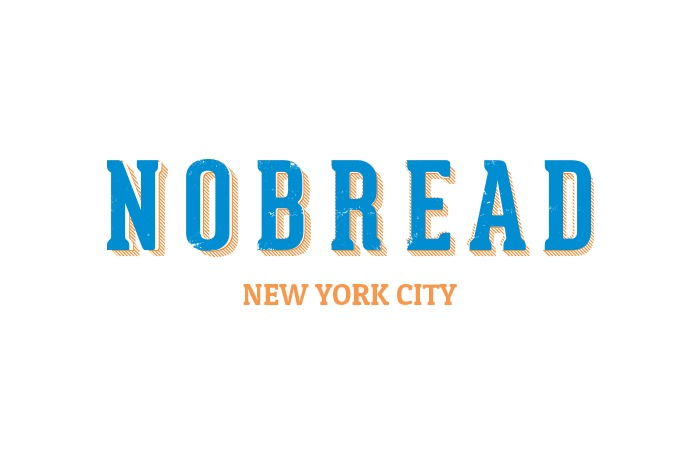 NoBread NYC WordPress theme design