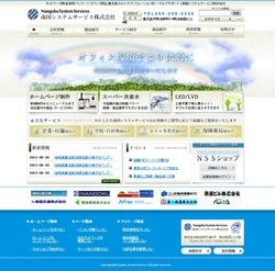 NSS WordPress theme
