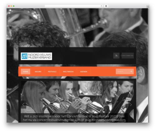 Template WordPress K-BOOM - noordveluwsmuziekverband.nl