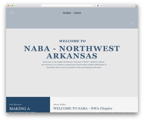 Template WordPress Knox - naba-nwa.org
