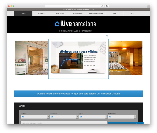 Free WordPress Simple Responsive Slider plugin - trial.ilivebarcelona.com