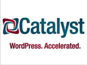 Catalyst WordPress page template