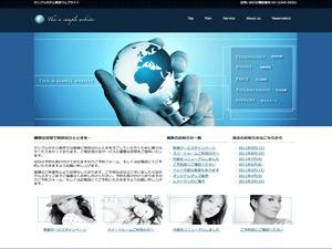 cloudtpl_744 WordPress theme