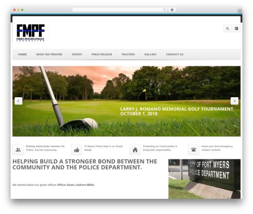 Output | Responsive Multi-Purpose WP Theme WordPress theme - fortmyerspolicefoundation.org