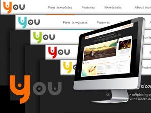 SW You WordPress blog theme