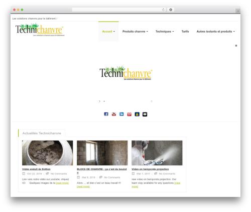 Free WordPress Meks Smart Social Widget plugin - technichanvre.com