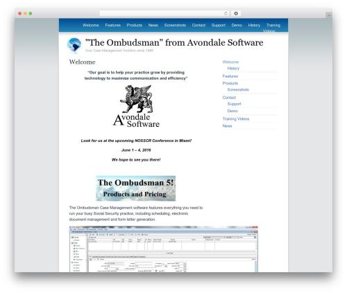 WordPress upm-polls plugin - theombudsman.com