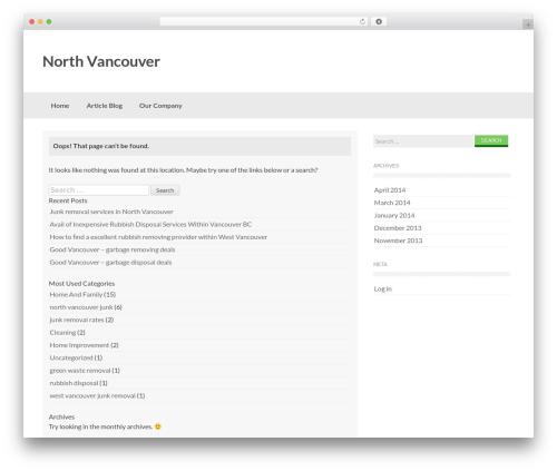 Coller WordPress free download - northvancouverjunk.com