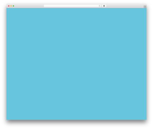 Salient WordPress theme - nemonolio.com