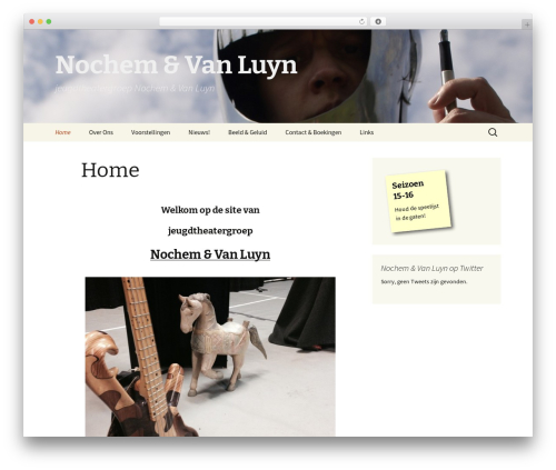 Twenty Thirteen WordPress theme free download - nochemenvanluyn.nl