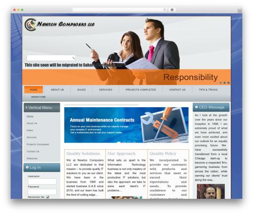 Free WordPress Team WD – a responsive team/staff showcase plugin plugin - newtoncomputer.com