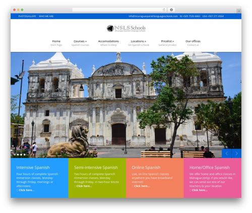 Best WordPress theme King Power (Share on Theme123.Net) - nicaraguaspanishlanguageschools.com