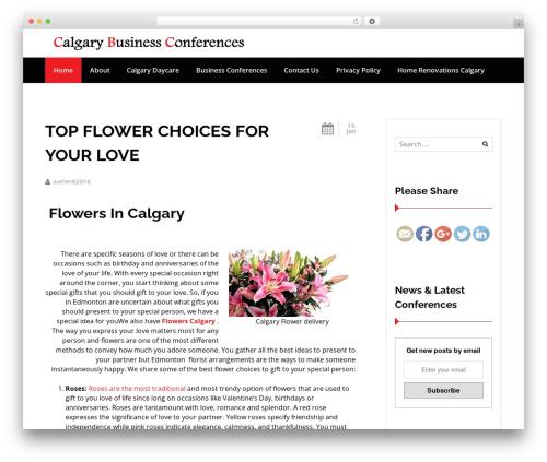 NewGenn template WordPress free - nisummit2012.ca