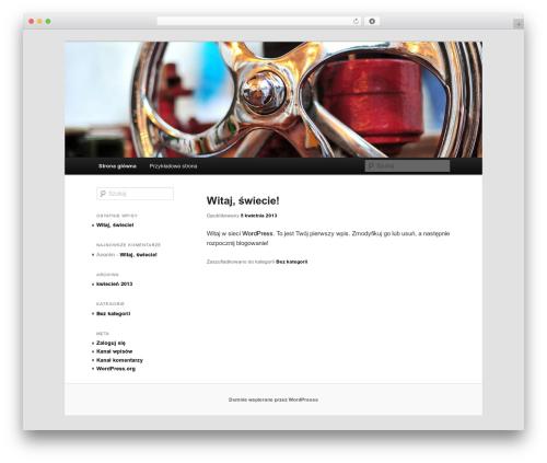 Twenty Eleven template WordPress free - najwyzsze-odszkodowanie.pl