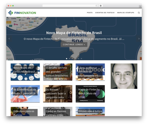 Free WordPress Newsletter plugin - finnovation.com.br