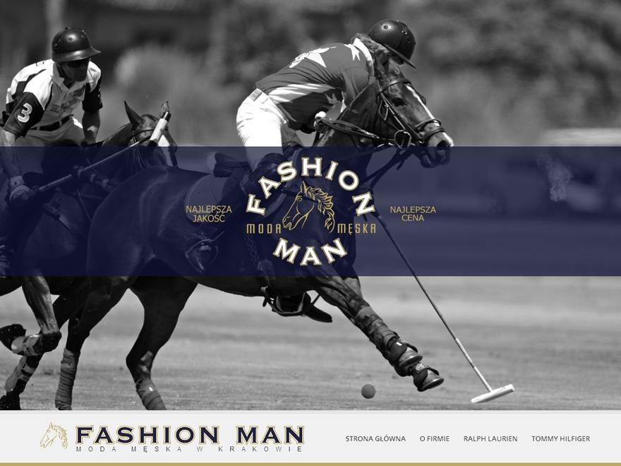 GW Fashion Man fashion WordPress theme
