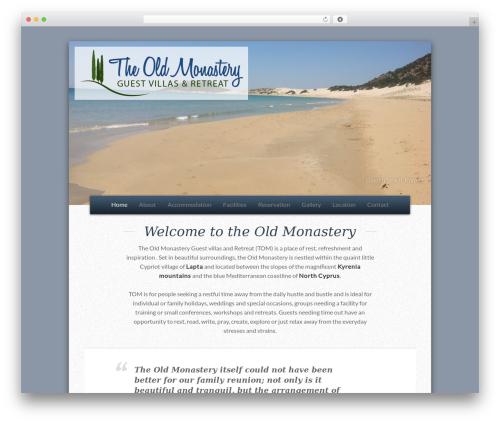 Free WordPress WP Simple Booking Calendar plugin - theoldmonastery.com