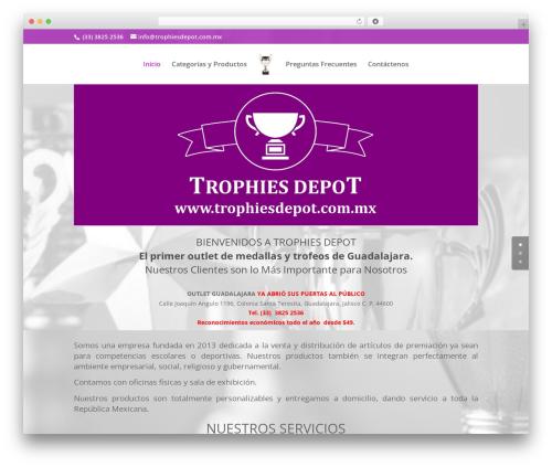 Free WordPress eCommerce Product Catalog Plugin for WordPress plugin - trophiesdepot.com.mx