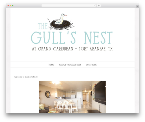 Free WordPress Responsive Videos by Angie Makes plugin - thegullsnest.com