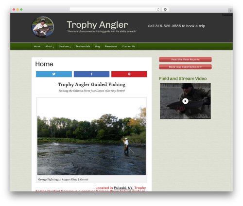 WP template Builder - trophy-angler.com