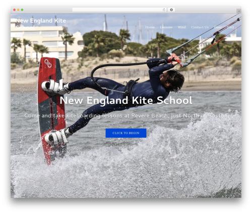 Sydney premium WordPress theme - nekiteschool.com
