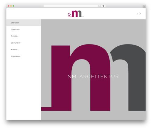 Rayleigh WP theme - nm-architektur.de