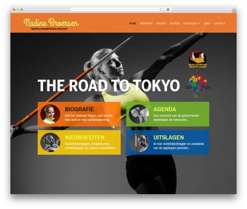 Beaver Builder Theme theme WordPress - nadinebroersen.nl