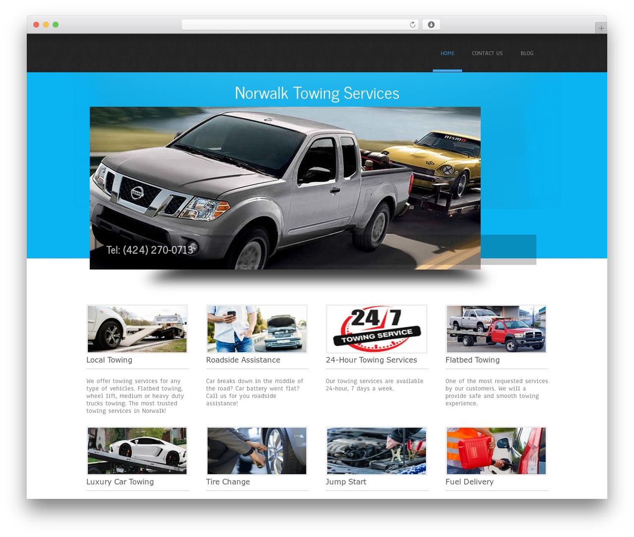 Simplicity Lite WordPress theme download - norwalkrtowingservices.info