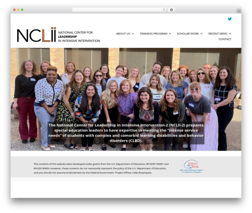 Theme WordPress Divi - nclii.org