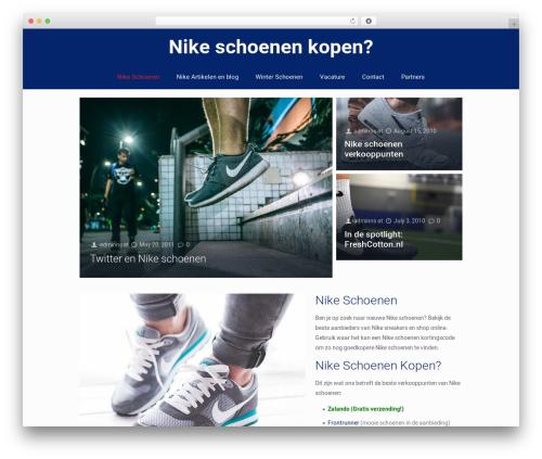 Betheme WP theme - nikeschoenen.net