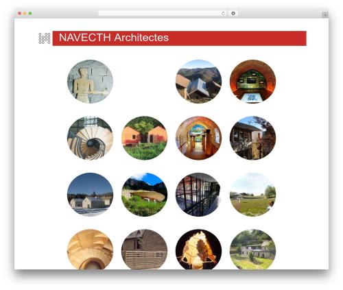 Theme BMS WP template - navecth-architectes.fr