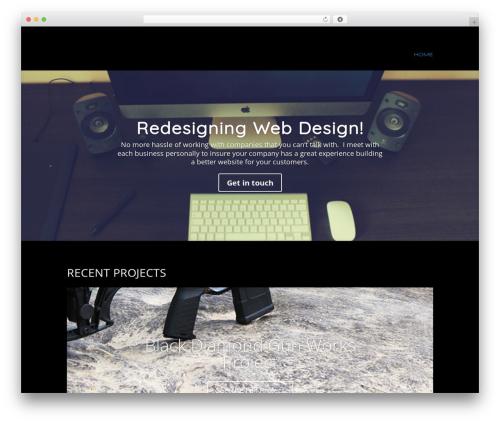 WP theme Divi - ncdesignlab.us