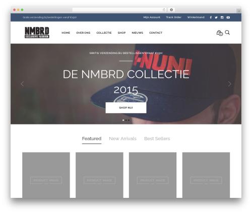 Mr. Tailor (shared on wplocker.com) WordPress blog theme - nmbrd.nl