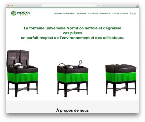 WordPress wp-plogg-website-customizer plugin - northeco.ca