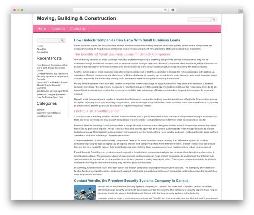 WordPress theme For Women-Female - national-movers.com