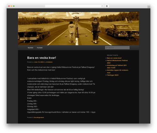 Twenty Eleven WordPress theme download - ncfmf.se