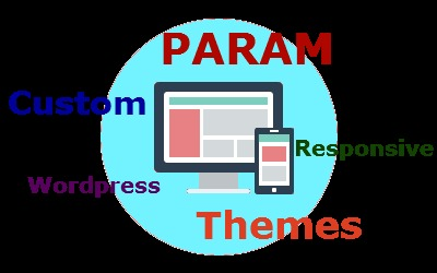 Param Responsive WordPress template