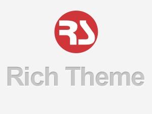 Rich Theme WordPress theme
