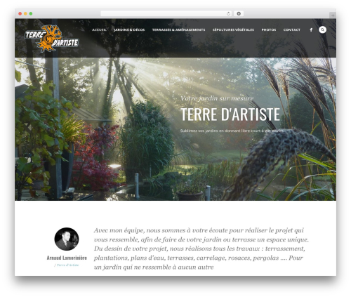 Free WordPress WP-PageNavi plugin - terredartiste.com