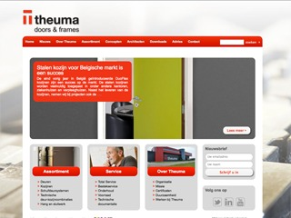 Theuma 4 WordPress theme