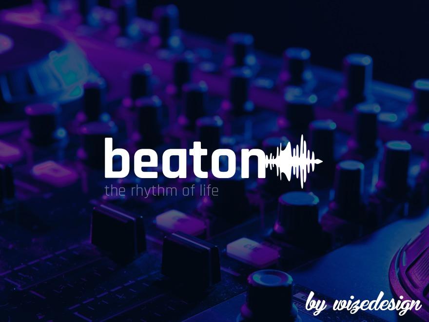 WordPress template Beaton