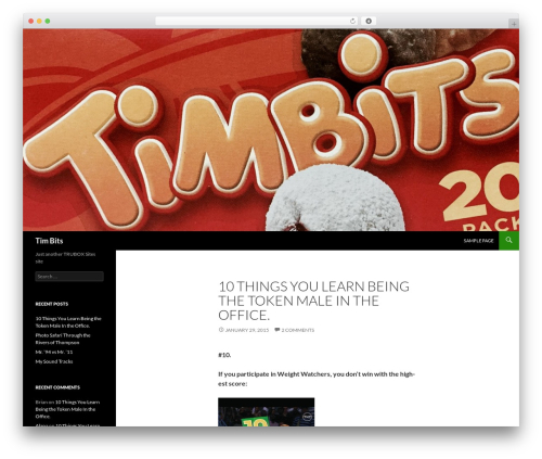 Free WordPress Cookies for Comments plugin - tim-bits.trubox.ca